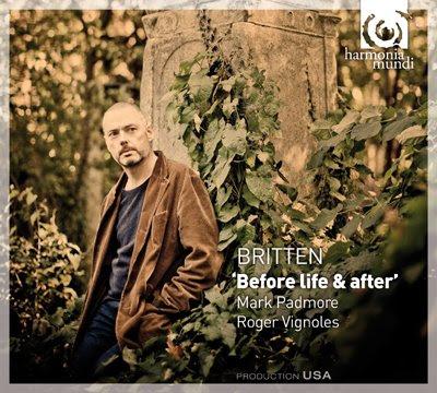 Benjamin Britten cantado por Mark Padmore