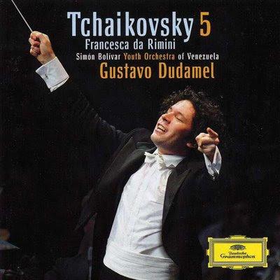 La Quinta de Chaikovski por Gustavo Dudamel y la Orquesta Simón Bolívar