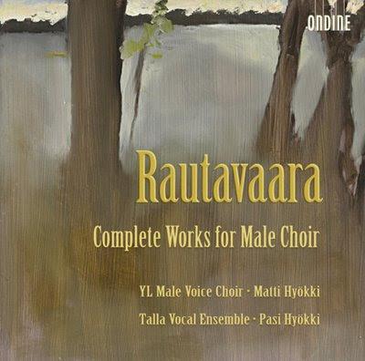Integral de la música para coro masculino de Rautavaara