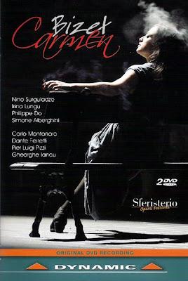 Carmen de Bizet en producción de Dante Ferretti en Dynamic