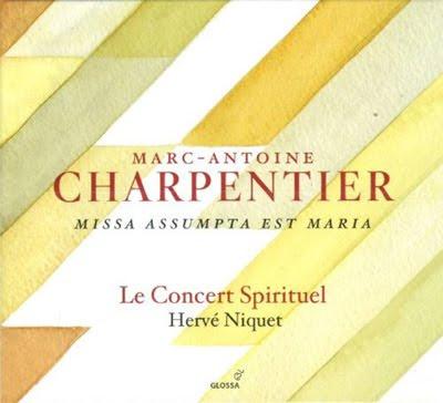 la Missa Assumpta est Maria de Charpentier por Hervé Niquet