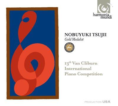 Nobuyuki Tsujii, Medalla de Oro del 13 Concurso Internacional de Piano Van Cliburn