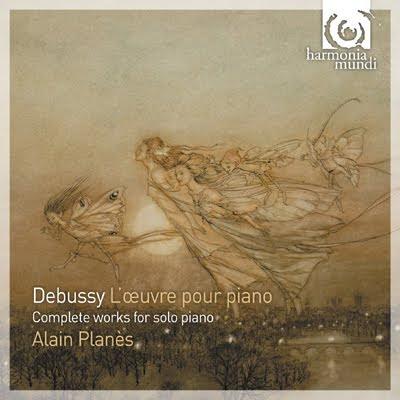 Obras para piano de Debussy por Alain Planès