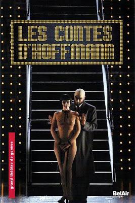 Les Contes d'Hoffmann de Offenbach en la producción de Olivier Py para el Gran Teatro de Ginebra