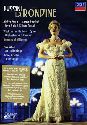 La Rondine de Puccini en Decca