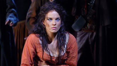 Elīna Garanča como Carmen en Londres (© Catherine Ashmore)