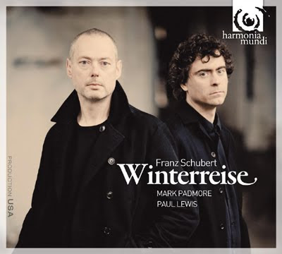 El Viaje de invierno de Schubert por Mark Padmore yPaul Lewis en HM