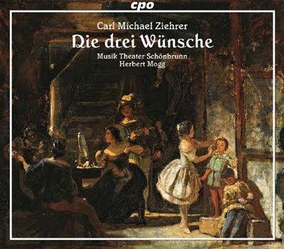 Una opereta de Carl Michael Ziehrer en CPO
