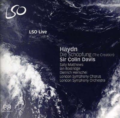 La Creación de Haydn por Sir Colin Davis en LSO