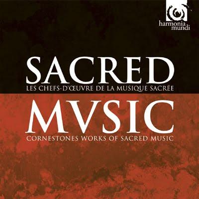 Sacred Music en Harmonia Mundi