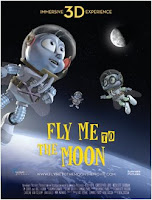 Fly Me To The Moon IMAX Poster