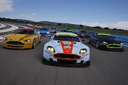 Fondos de Autos Aston Martin
