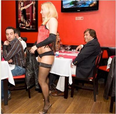 Restaurante Lingerie