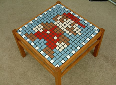 mario table