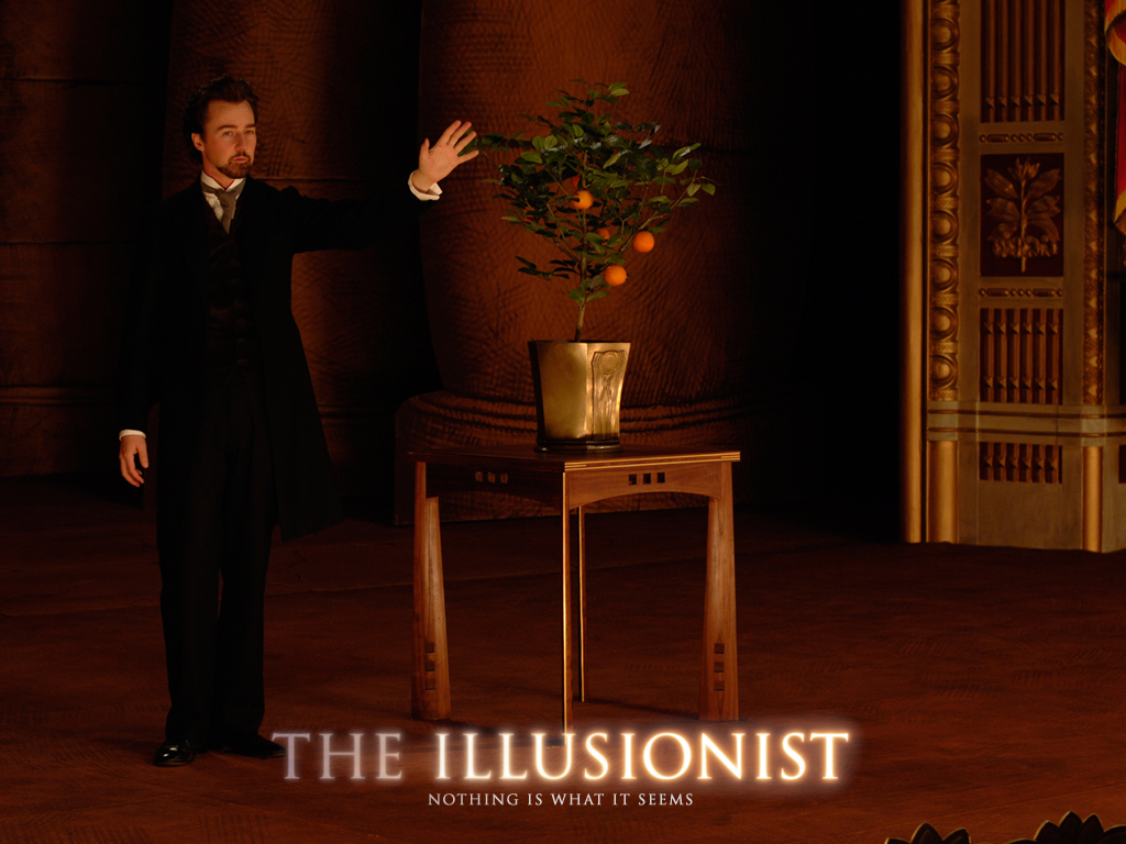 Watch Movie The Illusionist Streaming In HD