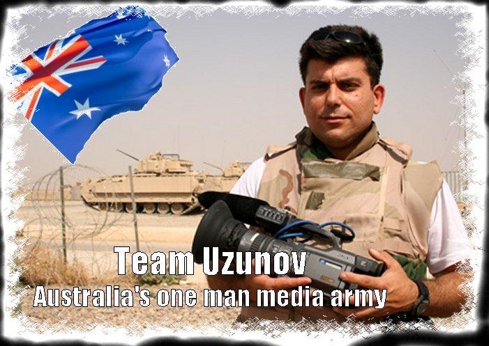 Team Uzunov