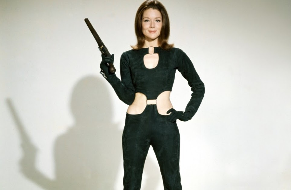 the cathode ray mission femme fatale friday diana rigg. Black Bedroom Furniture Sets. Home Design Ideas