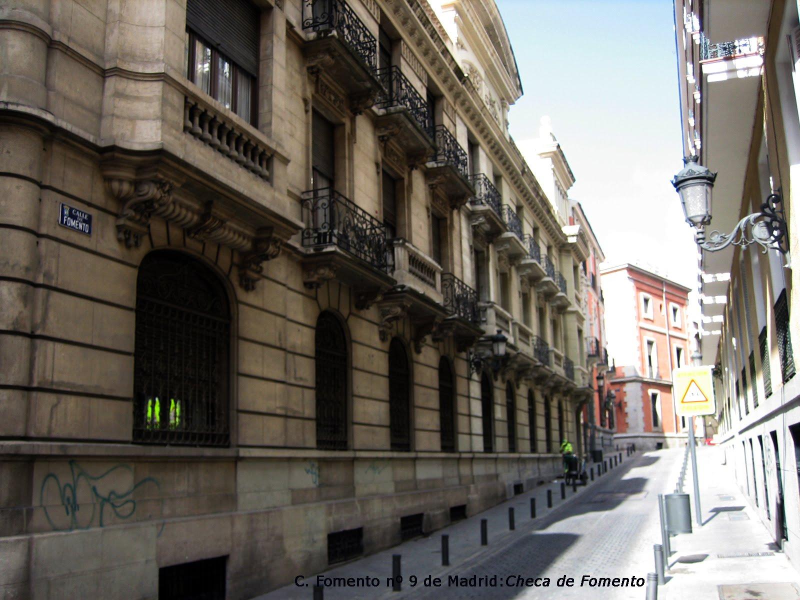 13 de agosto en las checas de lista y bellas artes de madrid rel - Casa lista madrid ...