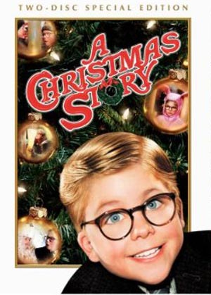 """A Christmas Story"", based on the novel by radio personality and author"