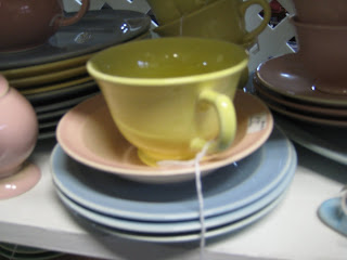 Hooray For LuRay Pastel Dinnerware Try A Fresh Vintage Look This Spring. \  & C. Dianne Zweig - Kitsch \u0027n Stuff: Hooray For LuRay Pastel ...