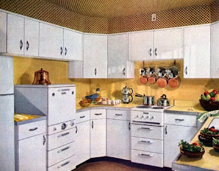 C. Dianne Zweig - Kitsch 'n Stuff: Looking At 1950's Kitchens ...