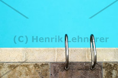 Poolside Support Handles by Henrik Lehnerer