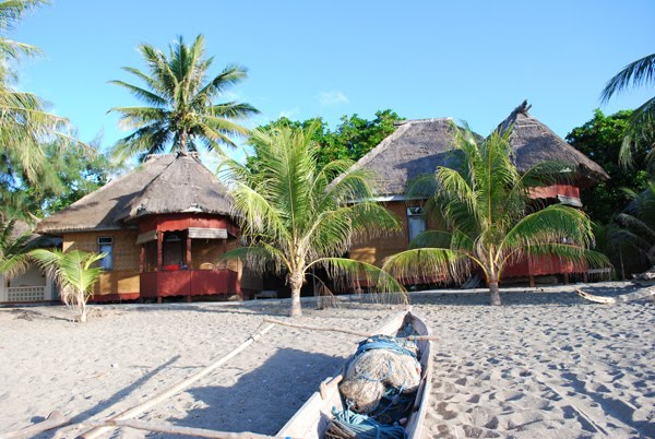 Beachfront House, khas tropis