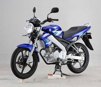 Modifiication Yamaha Vixion