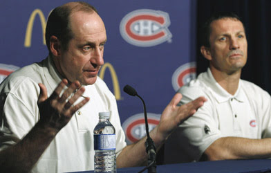bob gainey habs gm