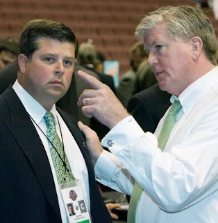 dave nonis brian burke leafs