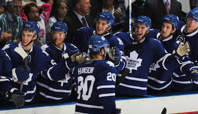 nazem kadri leafs happy
