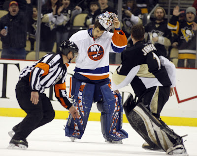 rick dipietro fight hurt injury