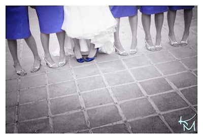 white+and+blue+shoes+from+a+bride+and+her+bridesmaids