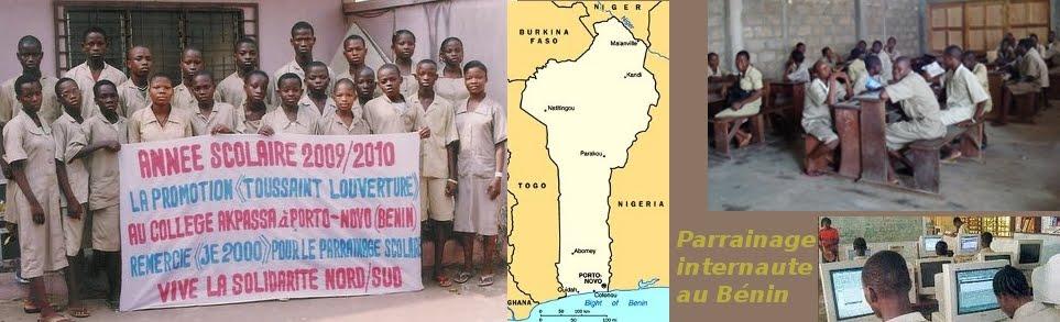 Parrainage internaute au Bénin