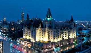 fairmont chateau laurier ottawa hotel