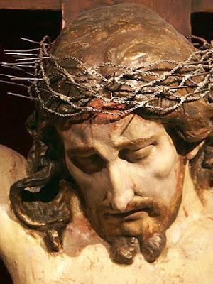 Resultado de imagen de cristo de los gitanos  de José Risueño del sacromonte