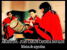 Visita Argentina Juan Carlos Candida Davalos - Blog