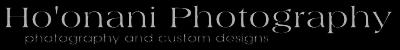Ho'onani Photography