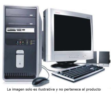 informacion sobre la computadora: