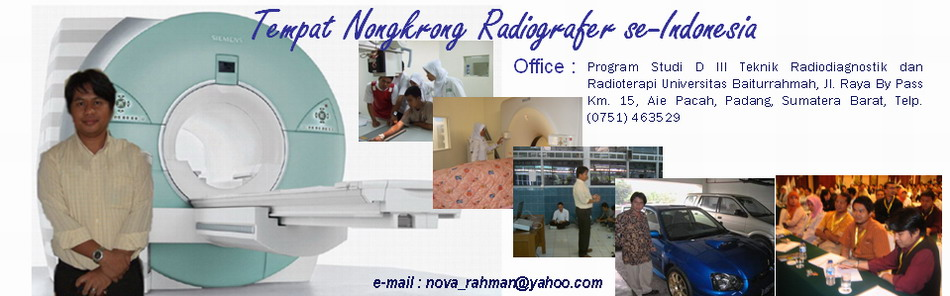 Tempat Nongkrong Radiografer se-Indonesia