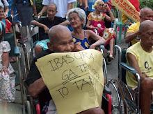 "Ayaw ni Lolo: ""Ibasura ang GA Transfer to Tanay!"