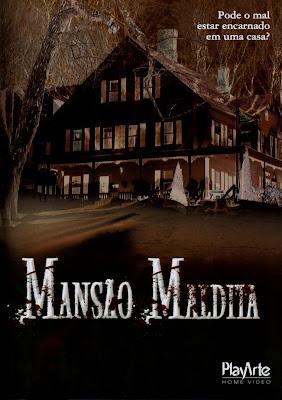 Filme Poster Mansão Maldita DVDRip XviD & RMVB Dublado