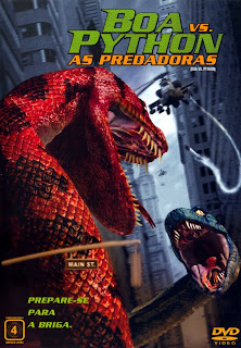 BaixarBoa vs. Python - As Predadoras Dublado/Legendado