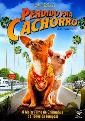 Filme Perdido Pra Cachorro DVDRip RMVB Dublado