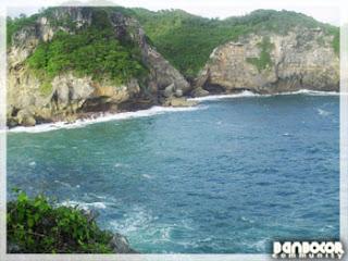 pantai gesing panggang gunungkidul