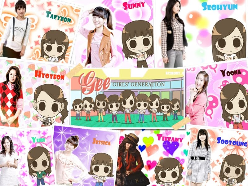 wallpaper cartoon korean. snsd korean wallpaper 24
