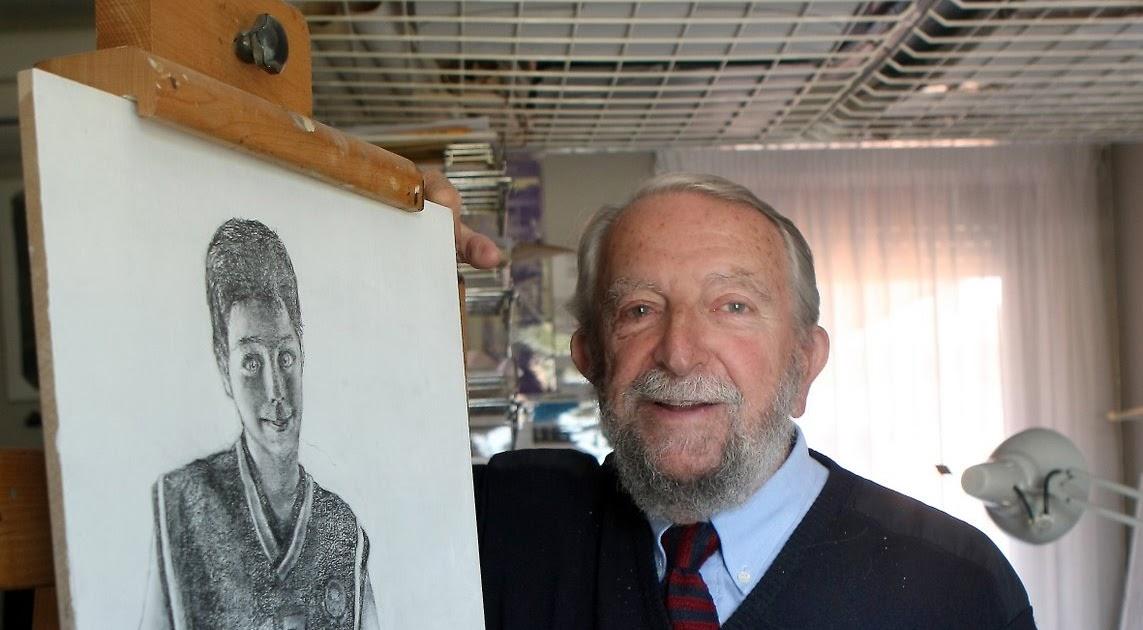 Retratos afilados fernando red n for Fernando porras arquitecto