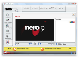 Download Nero 9 Português + Serial Key