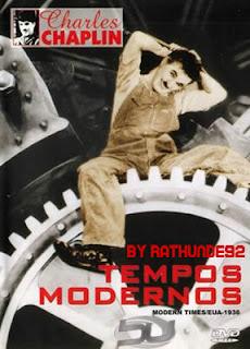 Charlie Chaplin - Tempos Modernos Tamanho : 690 Mb Resolução : 640 x 480 Frame Rate : 23 Fps Qualidade : DVDRip Qualidade de Áudio : 10 Qualidade de Vídeo : 10