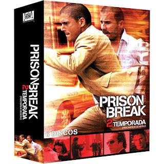 Prison Break 2ª Temporada Dual audio Tamanho: 5,33GB Resolução: 640x336 Frame Rate: 22 Formato: Avi Qualidade de Áudio: 10 Qualidade de Vídeo: 10